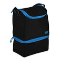 Black-Blue - Front - Polar Gear Active Optic Dots Lunch Bag