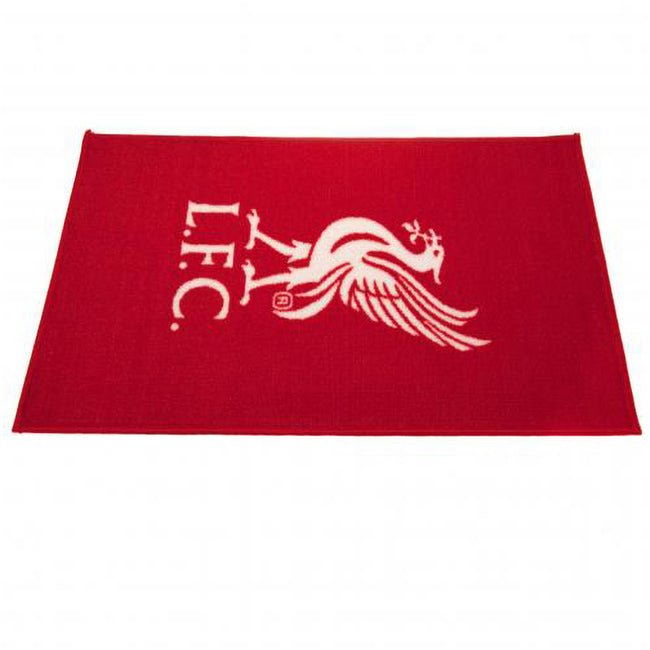 Red - Back - Liverpool F.C. Rug
