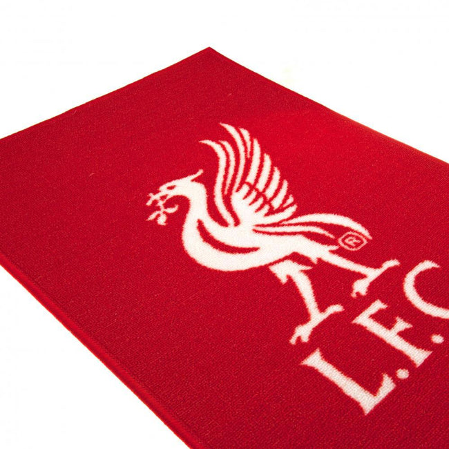 Red - Side - Liverpool F.C. Rug