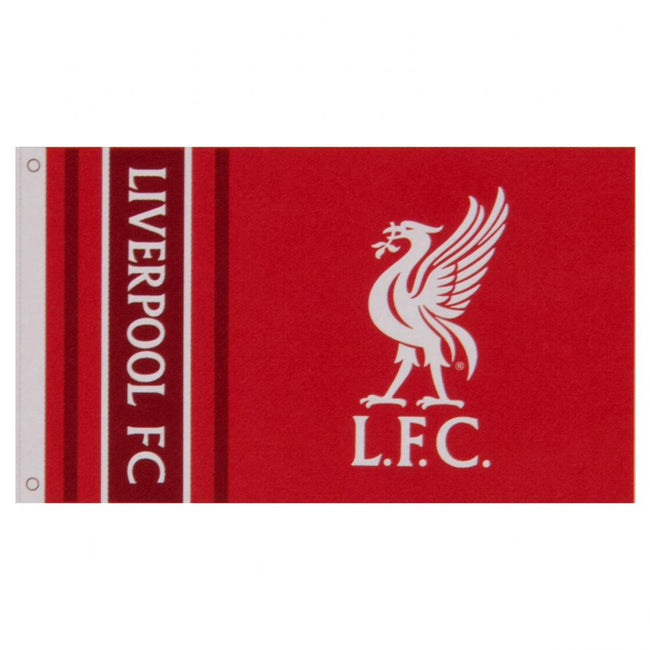 Red - Back - Liverpool FC WM Flag