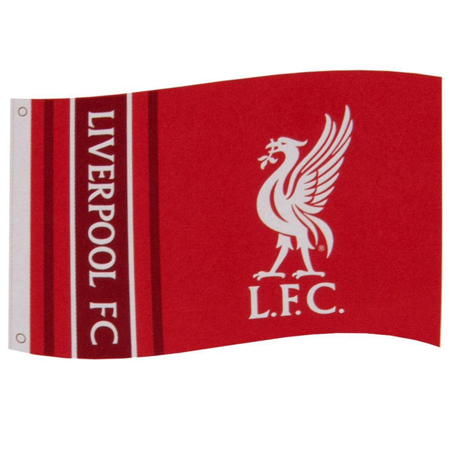Red - Front - Liverpool FC WM Flag