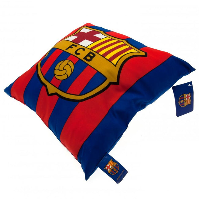 Red-Blue - Side - FC Barcelona Cushion