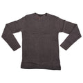 Grey - Front - Childrens Boys Plain Thermal Long Sleeved Top