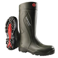 Green - Lifestyle - Dunlop Adults Unisex Purofort Plus Wellies