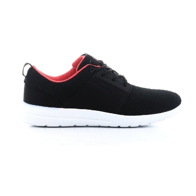 Black - Front - Trespass Womens-Ladies Ravina Sneakers