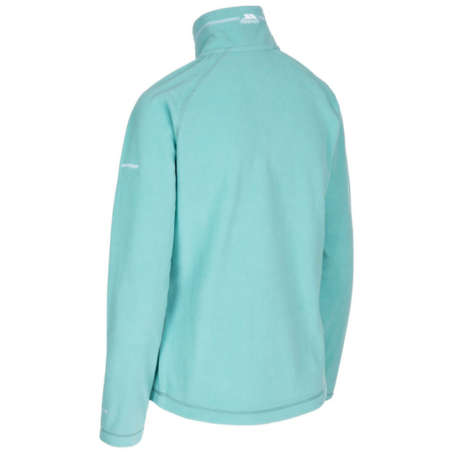 Marine - Back - Trespass Womens-Ladies Skylar Fleece Top