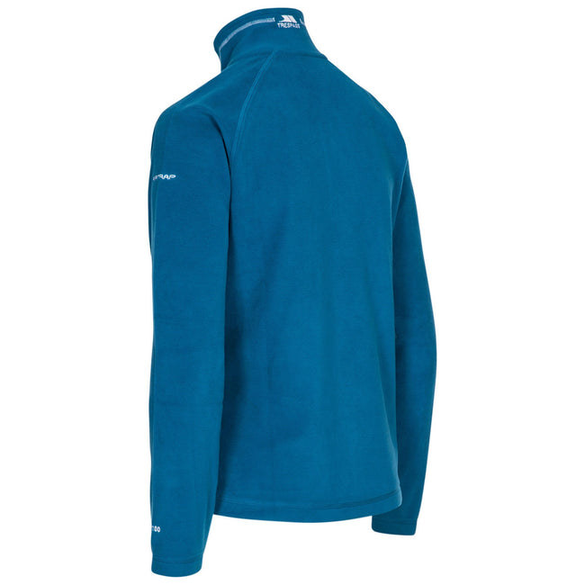 Cosmic Blue-Marine - Back - Trespass Womens-Ladies Skylar Fleece Top