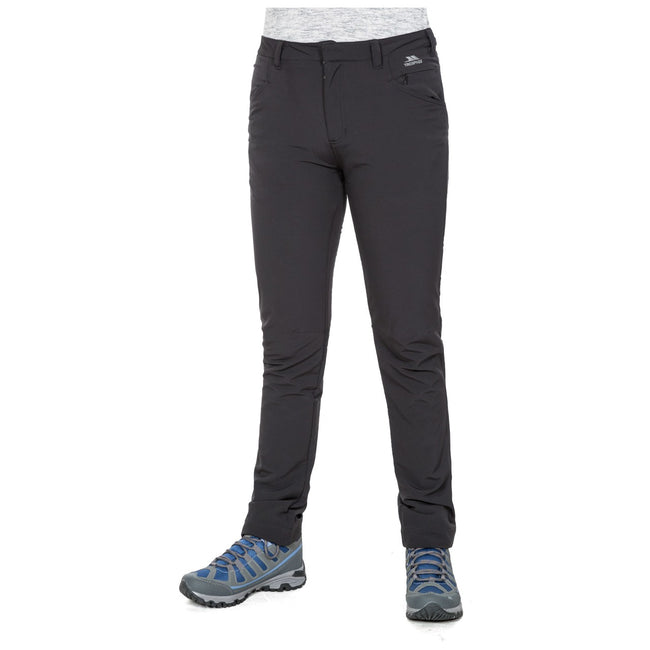 Black - Back - Trespass Womens-Ladies Catria Pants