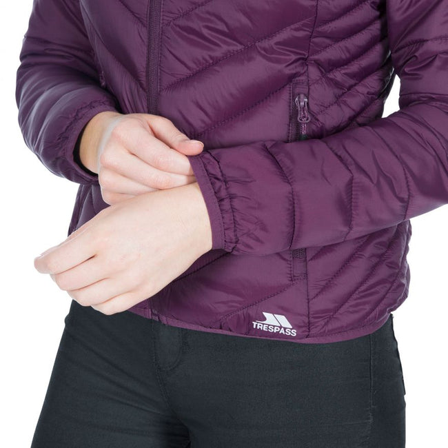 Fig - Front - Trespass Womens-Ladies Simara Jacket