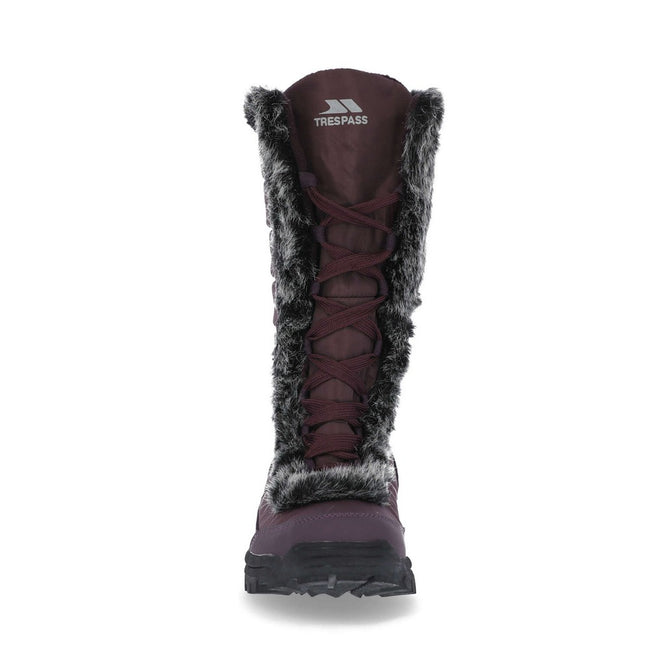 Fig - Side - Trespass Womens-Ladies Coretta Snowboots