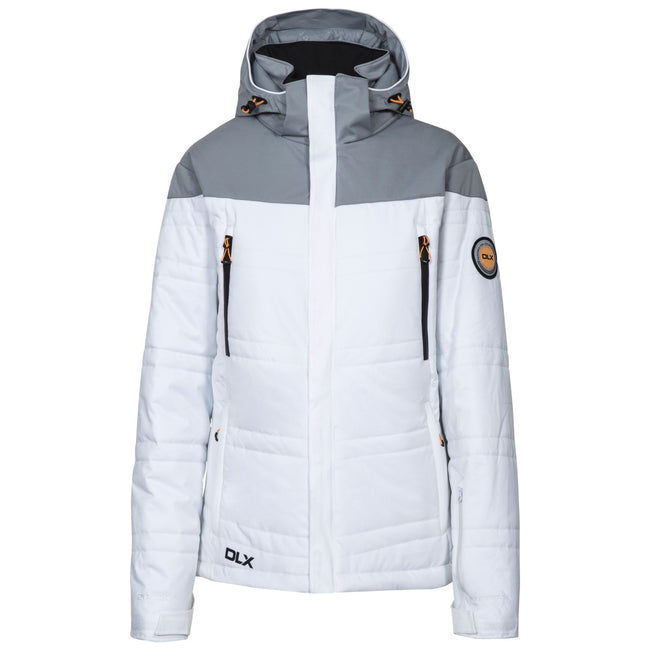 White - Front - Trespass Womens-Ladies Thandie Ski Jacket