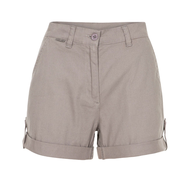 Storm Gray - Front - Trespass Womens-Ladies Rectify Adventure Shorts