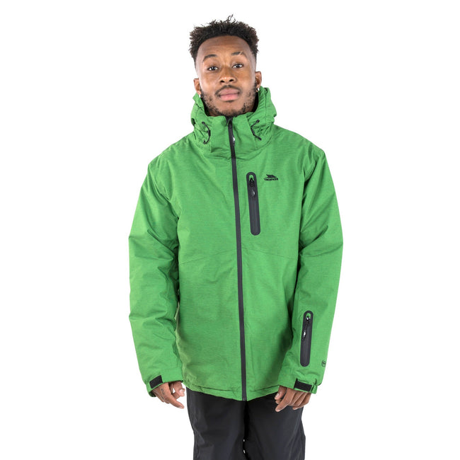 Fern - Side - Trespass Mens Lurgan Ski Jacket