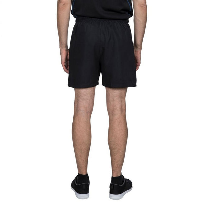 Black-Black - Back - Trespass Mens Shane Sport Shorts