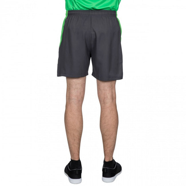 Carbon - Back - Trespass Mens Shane Sport Shorts