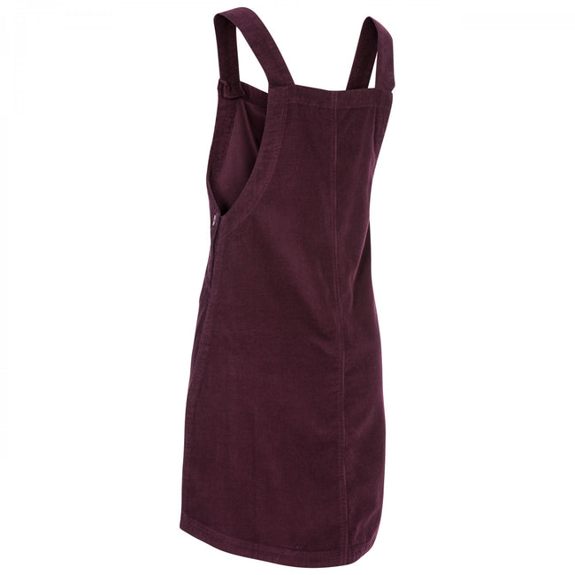 Fig - Back - Trespass Womens-Ladies Twirl Casual Dress