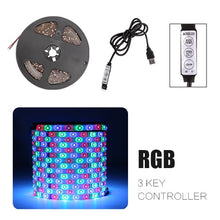 Load image into Gallery viewer, RGB LED Gaming Lights Desk Decor Screen TV Background Lighting 6FT