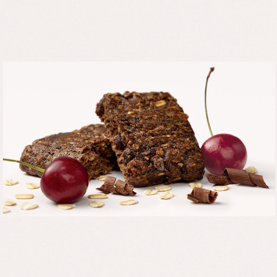 DARK CHOCOLATE CHERRY HEARTBAR™ OATMEAL SQUARES 72 COUNT