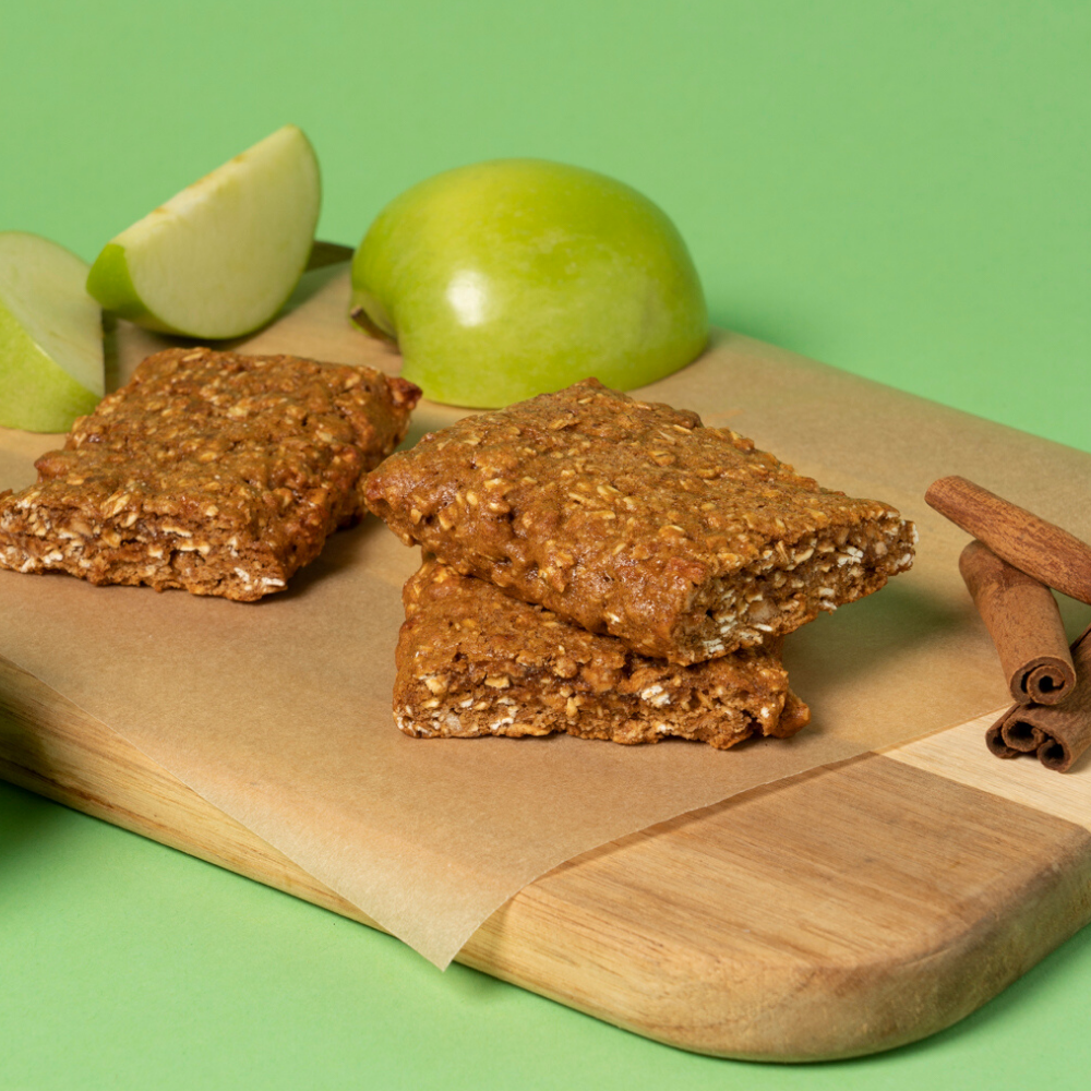 APPLE CINNAMON HEARTBAR™ OATMEAL SQUARE 72 COUNT