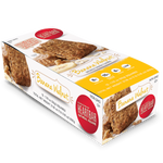 BANANA WALNUT HEARTBAR™ OATMEAL SQUARES 12 COUNT