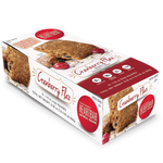 CRANBERRY FLAX HEARTBAR™ OATMEAL SQUARES 12 COUNT