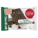 DOUBLE CHOCOLATE CHIP HEARTBAR™ OATMEAL SQUARE