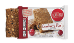 CRANBERRY FLAX HEARTBAR™ OATMEAL SQUARES