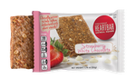 STRAWBERRY WHITE CHOCOLATE HEARTBAR™ OATMEAL SQUARES