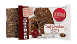 DARK CHOCOLATE CHERRY HEARTBAR™ OATMEAL SQUARES