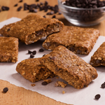 CHOCOLATE CHIP HEARTBAR™ OATMEAL SQUARES
