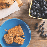 BLUEBERRY HEARTBAR™ OATMEAL SQUARES 72 COUNT