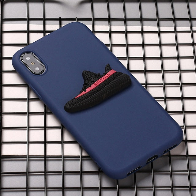 Fashion 3D Sports Shoes CASES For iPhone
