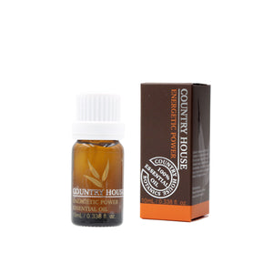 Country House Energetic Power Essential Oil