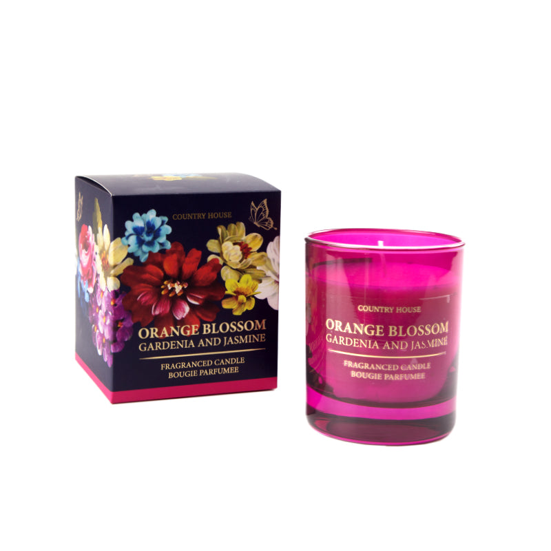 Orange Blossom Home Fragrance Candle