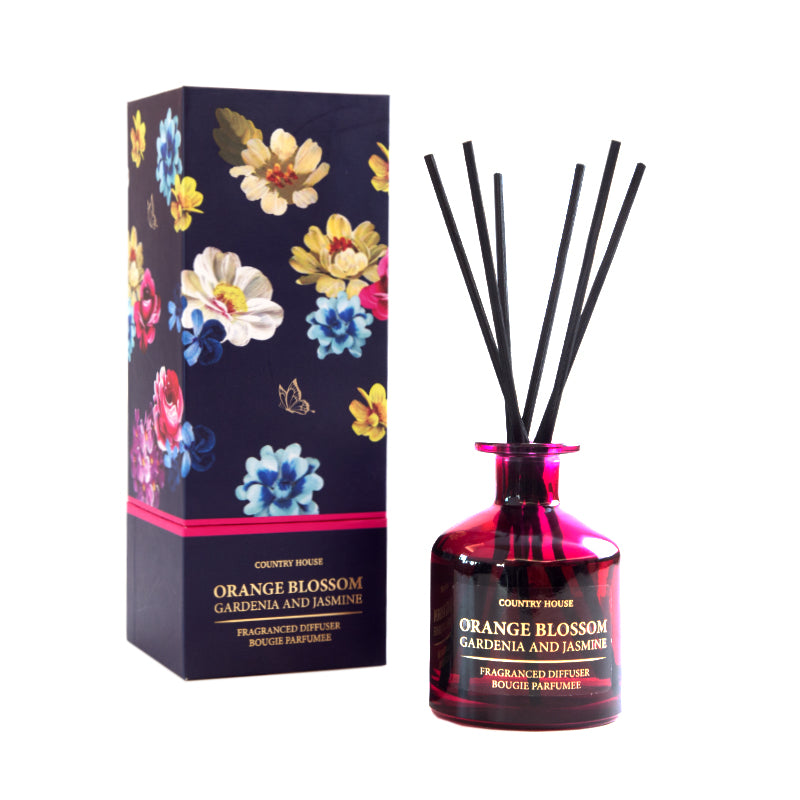 Orange Blossom Home Fragrance Diffuser