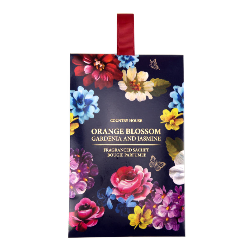 Orange Blossom Home Fragrance Sachet