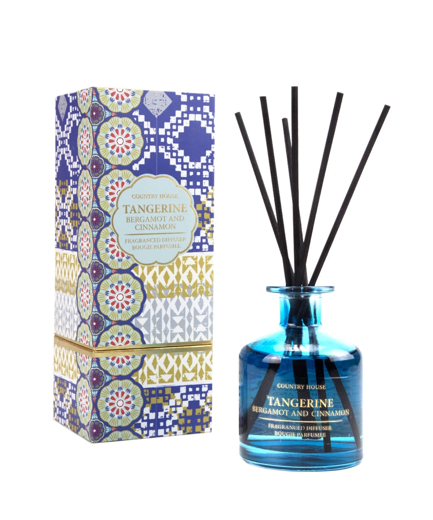 Tangerine Home Fragrance Diffuser