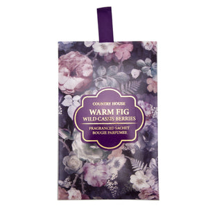Warm Fig Home Fragrance Sachet