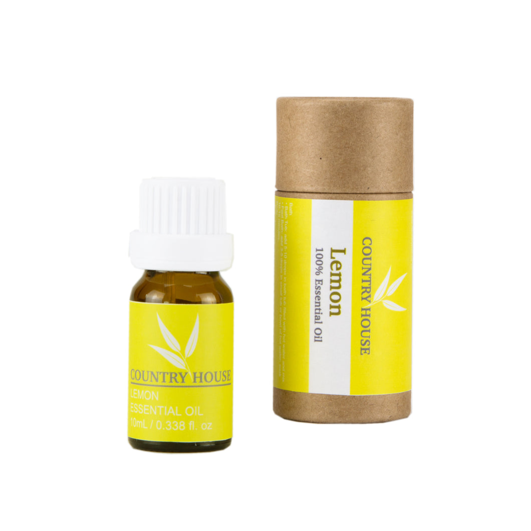 100% Lemon Essential Oil