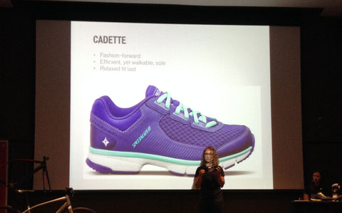 Specialized Cadette Womens Shoe