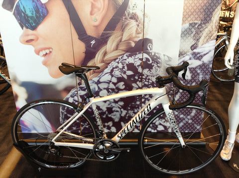 Specialized Amira in Lululemon colours
