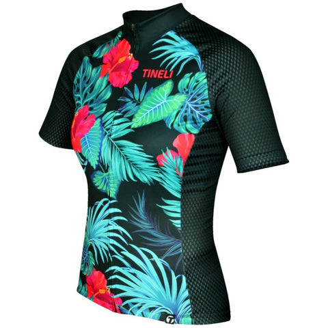 Tineli Womens Jersey, Tropical
