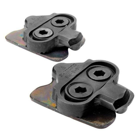 Shimano SH51 Single Release SPD Cleats - Black