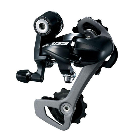 Shimano 105 5700 9/10 Speed Rear Derailleur - Black