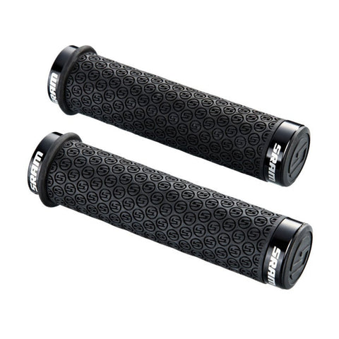 SRAM DH Silicone Locking Grip - Black