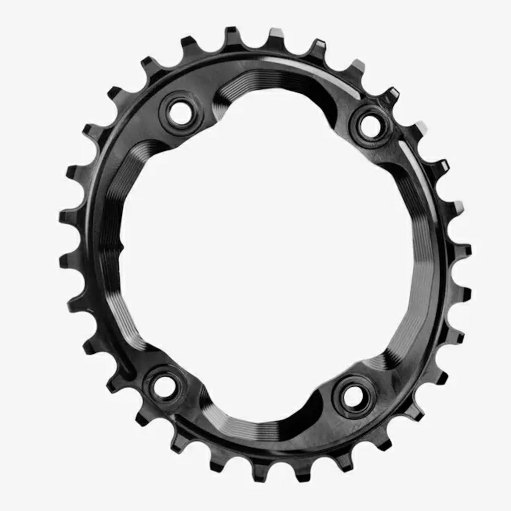 Absolute Black Shimano XTR Oval