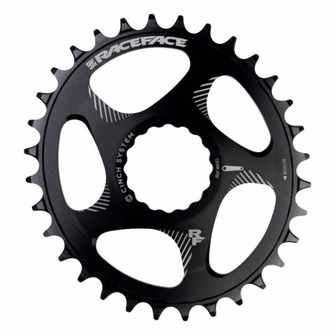 Race Face Cinch Oval Direct Mount Chainring