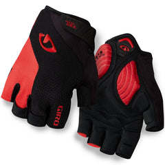 Giro Strade Dure Supergel Glove, Black/Red