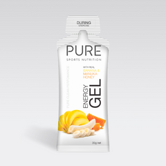 PURE Energy Gels 5-pack