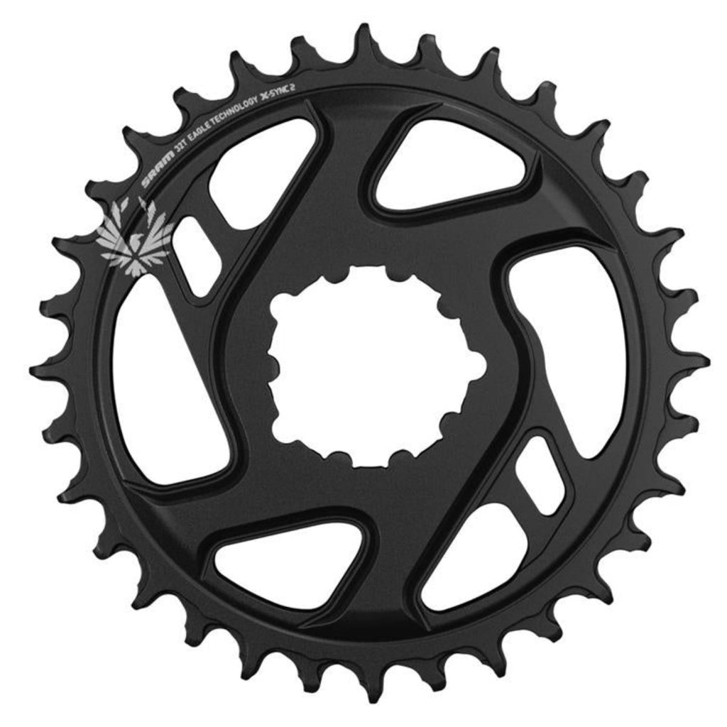 SRAM X-Sync 2 Direct Mount Cold Forged Chainrings